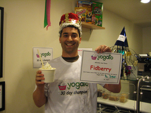 Founder of Fidberry